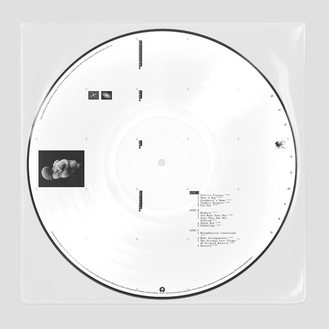 √Collections From The Whiteout: Exclusive Picture Disc Vinyl) von Ben Howard - Picture LP jetzt im Ben Howard Shop